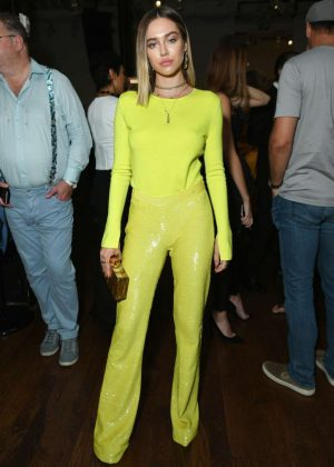 Delilah Hamlin - 'ANGELS' by Russell James Book Launch and Exhibit in NY