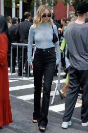 Delilah Hamlin - Attends Collina Strada SS20 at New York Fashion Week