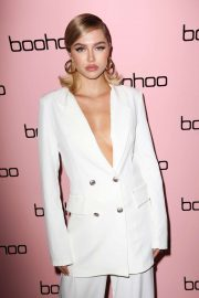 Delilah Hamlin - boohoo Mansion NYFW Party in NYC