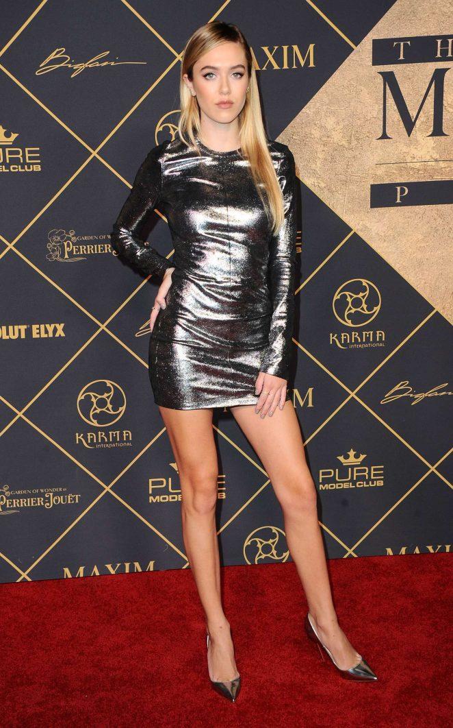 Delilah Hamlin Maxim Hot 100 Event In Hollywood