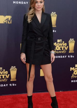 Delilah Hamlin - MTV Movie and TV Awards 2018 in Santa Monica