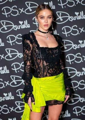 Delilah Hamlin - P.S. x Danielle Launch by Danielle Priano in NYC