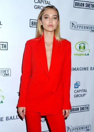 Delilah Hamlin - The Imagine Ball in Los Angeles