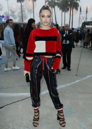 Delilah Hamlin - Tommy Hilfiger Spring 2017 Women's Collection in Los Angeles