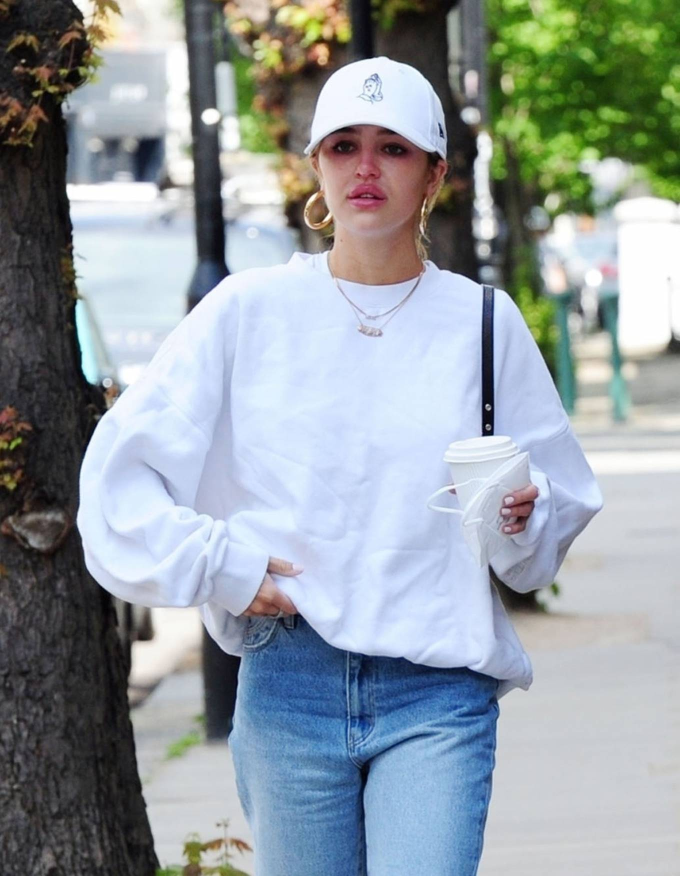 Delilah Hamlin - Visit to Young LDN skincare and beauty clinic in London