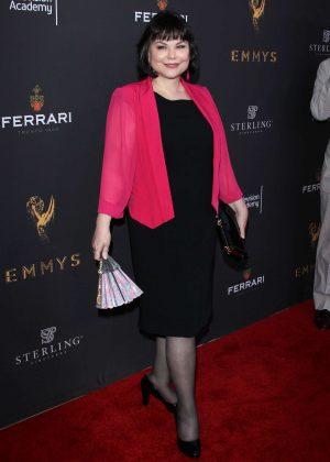 Delta Burke – Emmys Cocktail Reception in Los Angeles ...