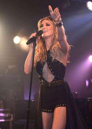 Delta Goodrem - Performs at G-A-Y Nightclub in London