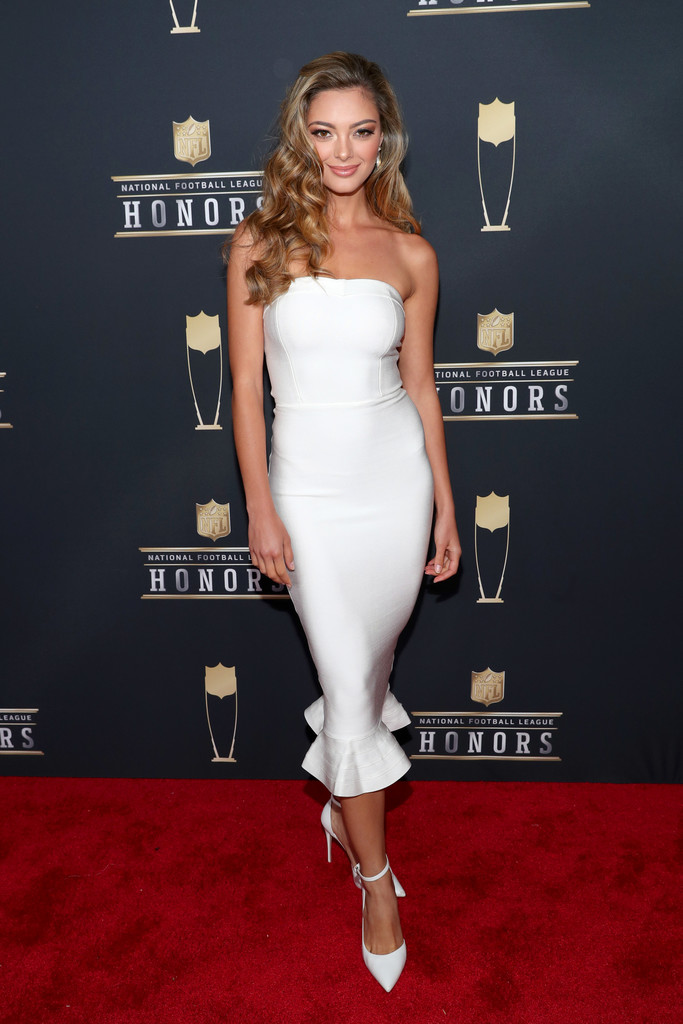 Demi Leigh Nel Peters 2018 NFL Honors In Minneapolis