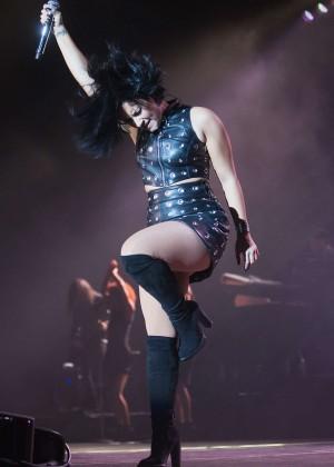 Demi Lovato - 106.1 Kiss FM's Fall Ball in Seattle