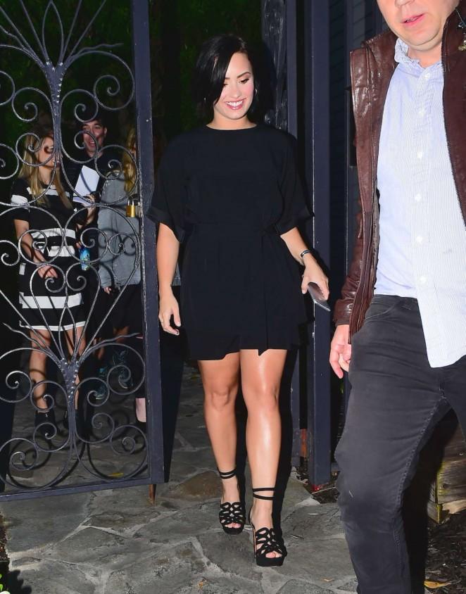 Demi Lovato - 1st Annual Lovato Scholarship Benefit in LA