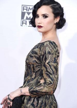Demi Lovato - 2015 AMA American Music Awards in Los Angeles