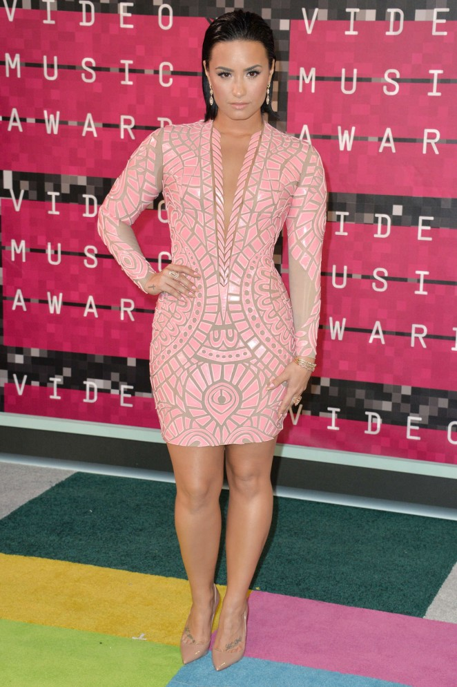 Demi Lovato – 2015 MTV Video Music Awards in Los Angeles