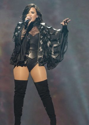 Demi Lovato - 2016 Honda Civic Tour: Future Now in Brooklyn