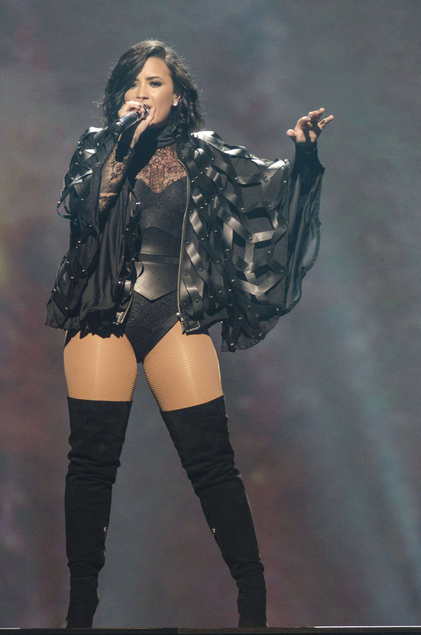 Demi Lovato 2016 Honda Civic Tour Future Now In Brooklyn
