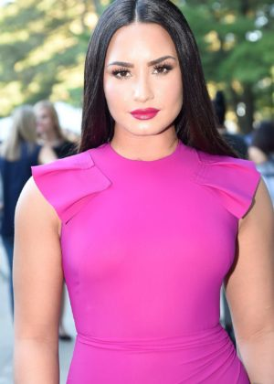 Demi Lovato - 2017 Global Citizen Festival in NYC