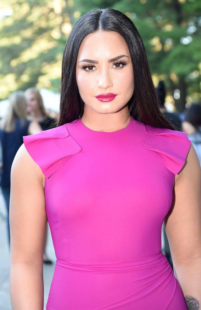 Demi Lovato - 2017 Global Citizen Festival in NYC