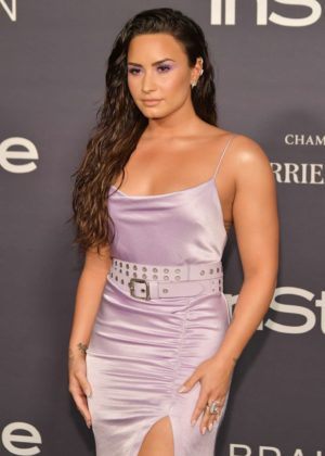 Demi Lovato - 3rd Annual InStyle Awards in Los Angeles