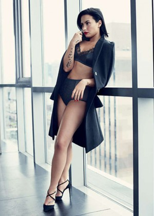 Demi Lovato - Allure Magazine (February 2016)