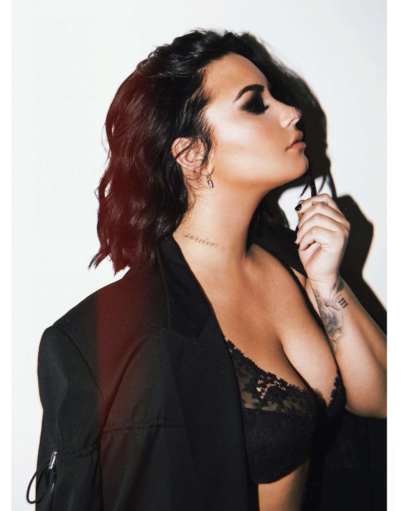 Demi Lovato - Angelo Kritikos Photoshoot (December 2019)