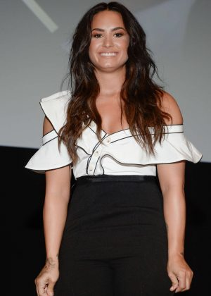 Demi Lovato -at Cannes Lions Festival 2017 in Cannes
