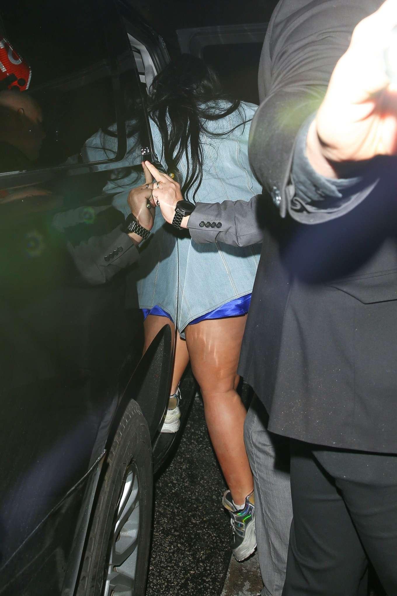Demi Lovato 2020 : Demi Lovato at E11EVEN Nightclub in Miami-01