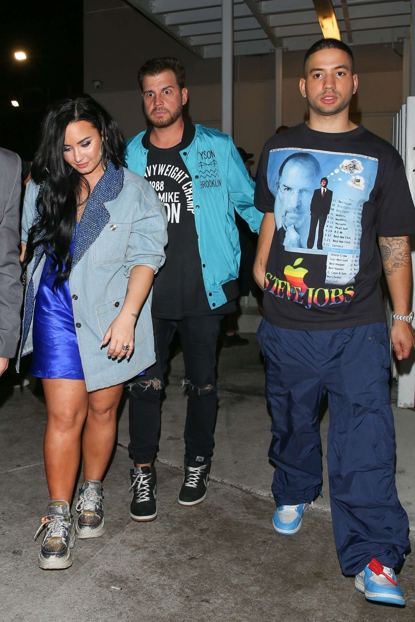 Demi Lovato 2020 : Demi Lovato at E11EVEN Nightclub in Miami-09