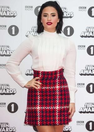 Demi Lovato - BBC Radio 1 Teen Choice Awards in London