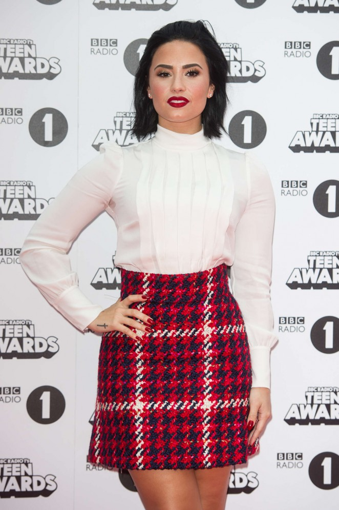 Demi Lovato – BBC Radio 1 Teen Choice Awards in London