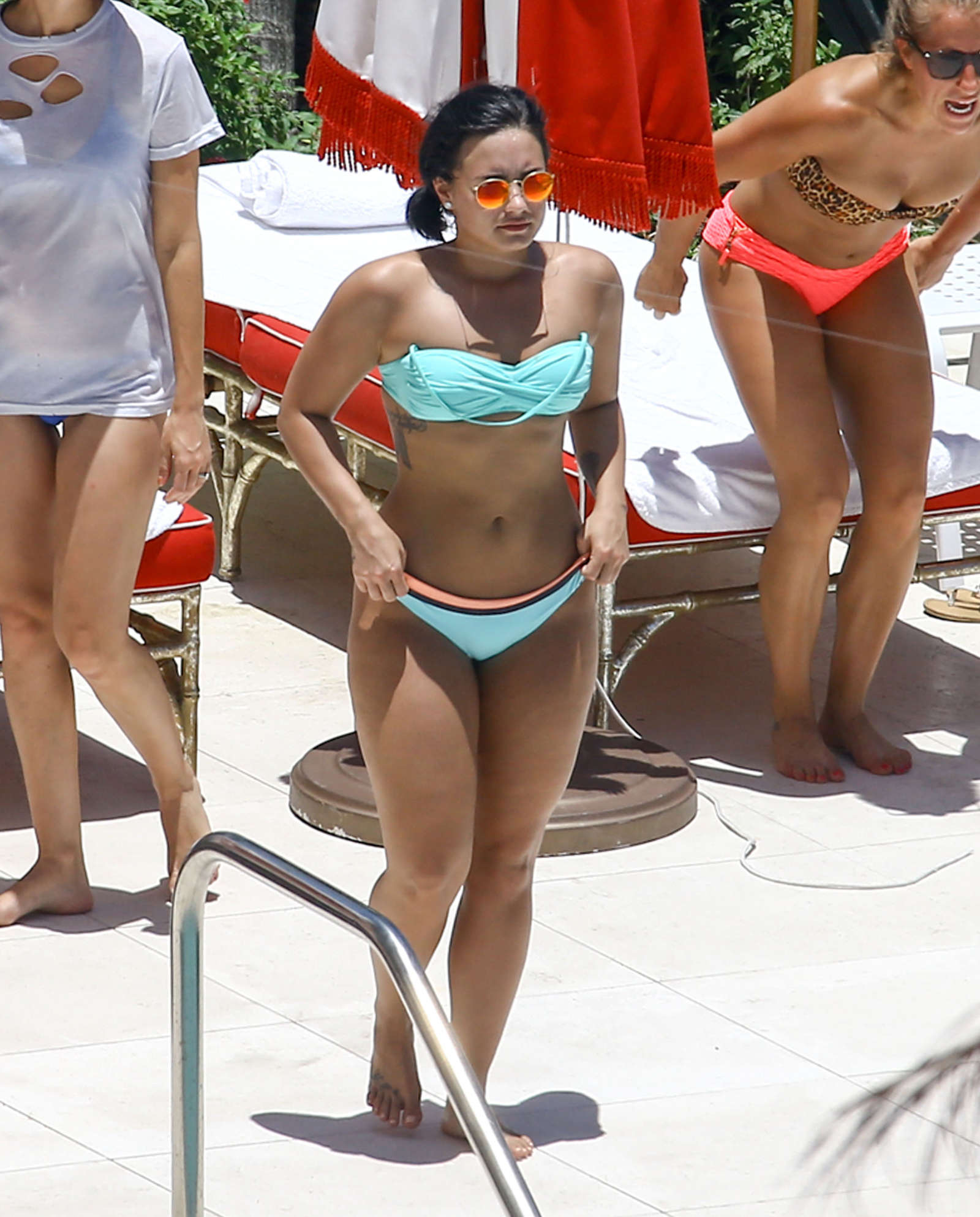 Demi Lovato Bikini 08 Vegas