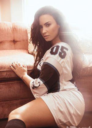 Demi Lovato - Billboard Magazine 2018