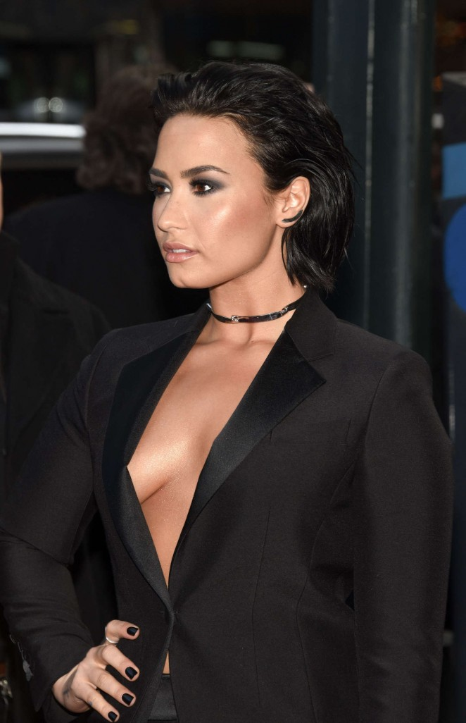 Demi Lovato - Billboard's 10th Annual Women in Music in NY