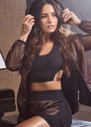 Demi Lovato by K. Otto for Fabletics 2017