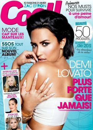 Demi Lovato - Cool Magazine (November 2015)