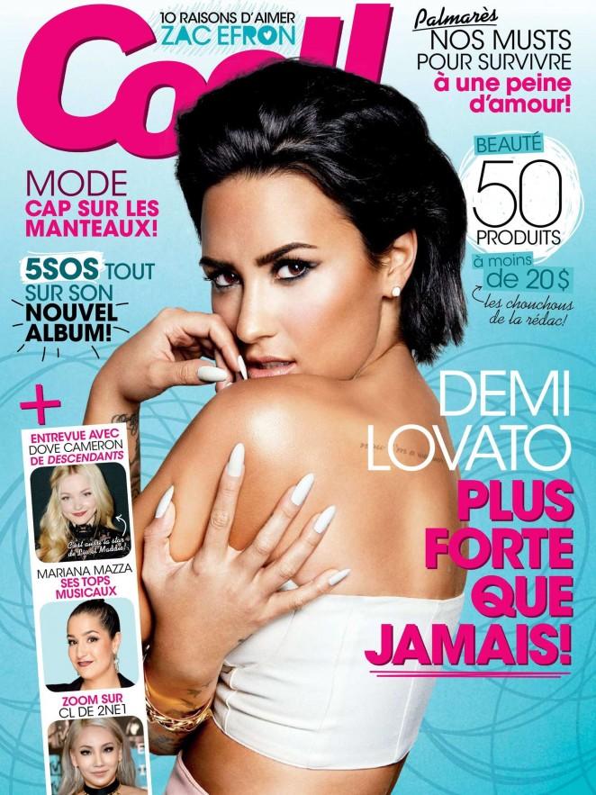 Demi Lovato – Cool Magazine (November 2015)