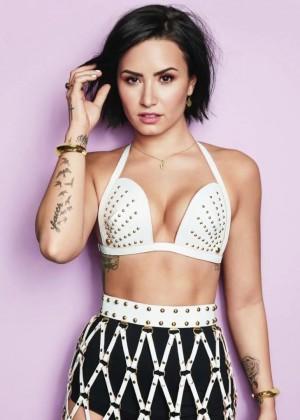 Demi Lovato: Cosmopolitan US 2015 -03