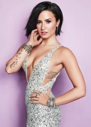 Demi Lovato: Cosmopolitan US 2015 -07