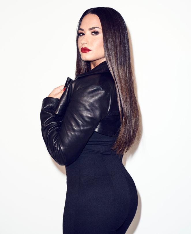 Demi Lovato - Demi x Khaled Tour Photoshoot 2017
