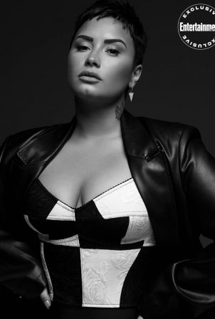 Demi Lovato - Entertainment Weekly (March 2021)
