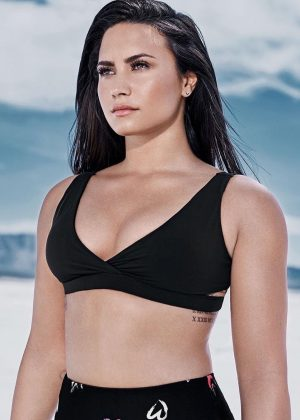 Demi Lovato - Fabletics Photoshoot 2017