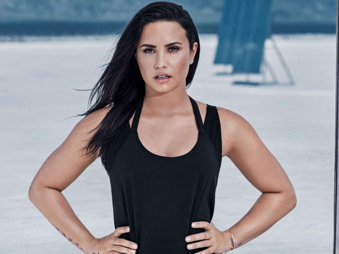 Demi Lovato - Fabletics Photoshoots 2017