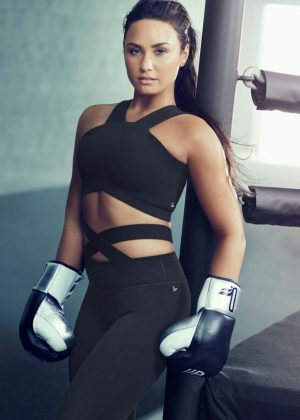 Demi Lovato - Flabetics Photoshoot (August 2017)