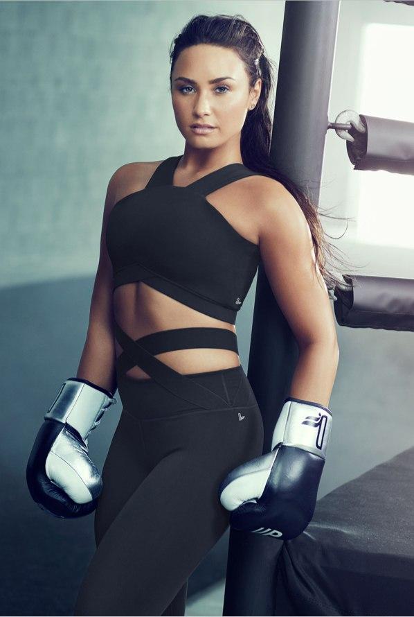 Demi Lovato – Fabletics Photoshoot (August 2017)