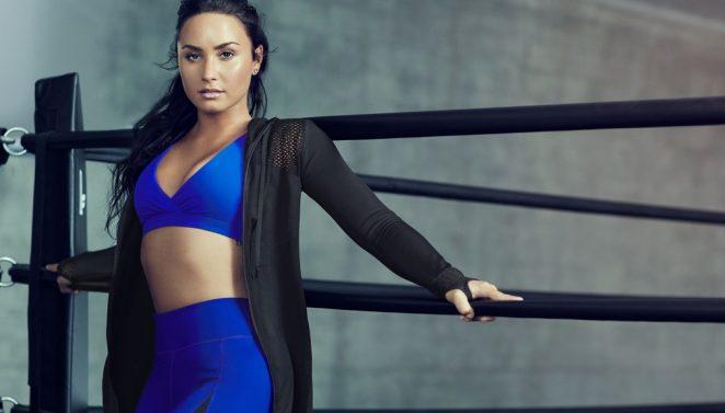 Demi Lovato: Flabetics Photoshoot 2017 -11