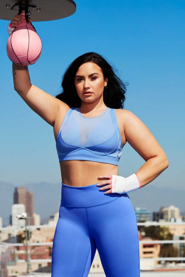 Demi Lovato for Fabletics (Spring/Summer 2020)