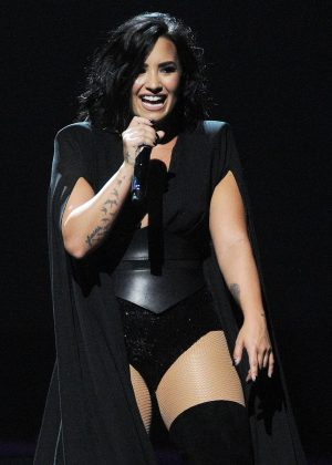 Demi Lovato - Future Now Tour at Amway Center in Orlando