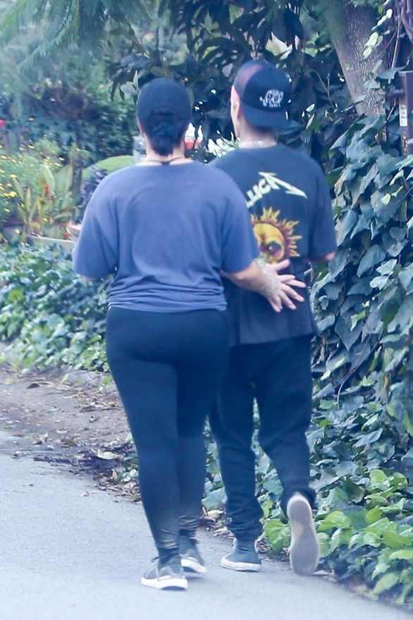 Demi Lovato 2019 : Demi Lovato – goes on a hike in Studio City-20