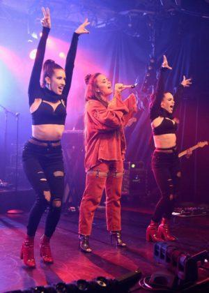 Demi Lovato - iHeartRadio Album Release Party in NYC