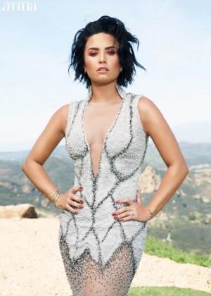 Demi Lovato - Latina Magazine (June/July 2016)