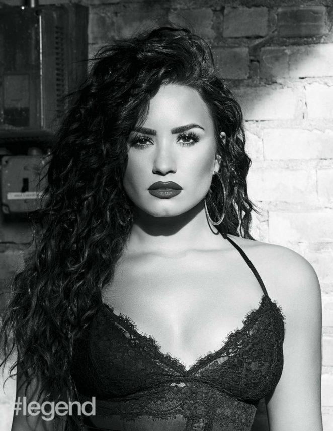 Demi Lovato - #legend Magazine (November 2017)