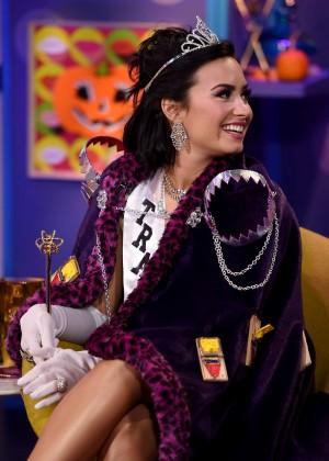 Demi Lovato - MTV's Girl Code Live in NYC